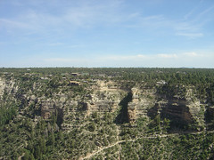 Grand Canyon Village - from Trailview
