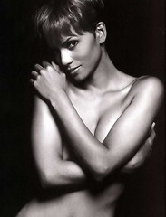 Lovely Halle Berry