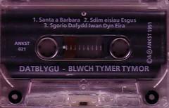 Blwch Tymer Tymor - caset, ochr 1