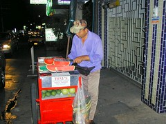 Fruits Stall on the Street