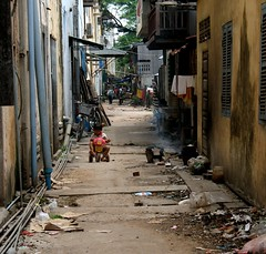 Kampot Alley