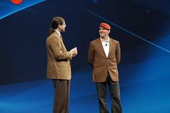Jonathan and Marc, JavaOne 2006