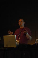 Paul Byrne at LG3D BOF, JavaOne 2006