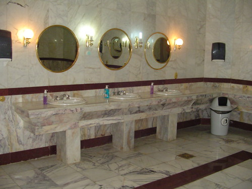 Marble Bathrooms
