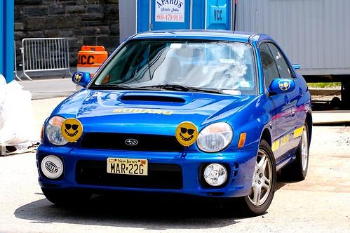 Justin's Car