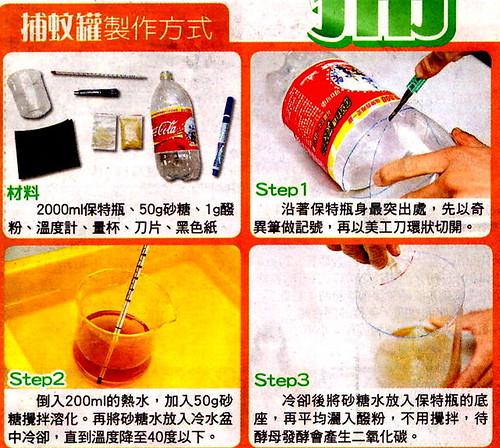 手工制作补蚊罐