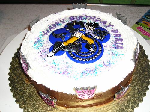 7th b cake