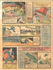 First page Action Comics #1