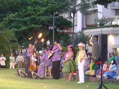 Kuhio Beach - Dancing II
