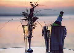 Champagne Sunset photo by mliebenberg