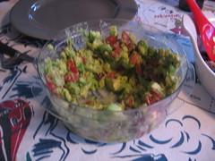 Wasabi's guacamole