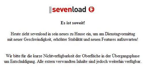 Sevenload zieht ein