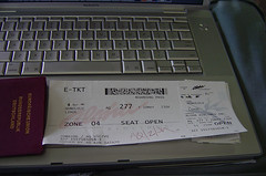 Aloha Airlines E-Ticket