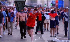 england hooligans