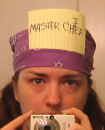 master chef, er, i mean, chief