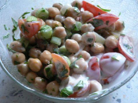 Orientalischer Salat - 2 Personen