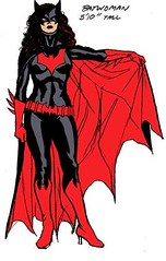 Batwoman- new and improved