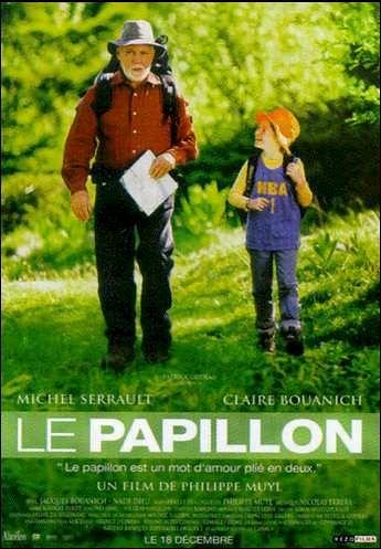 法国电影《蝴蝶》