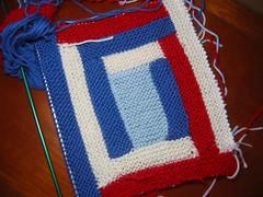 Logcabin Blanket