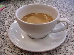 Espresso duplo liten