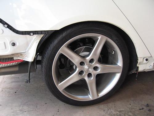 Acura Tsx Side Skirt Install