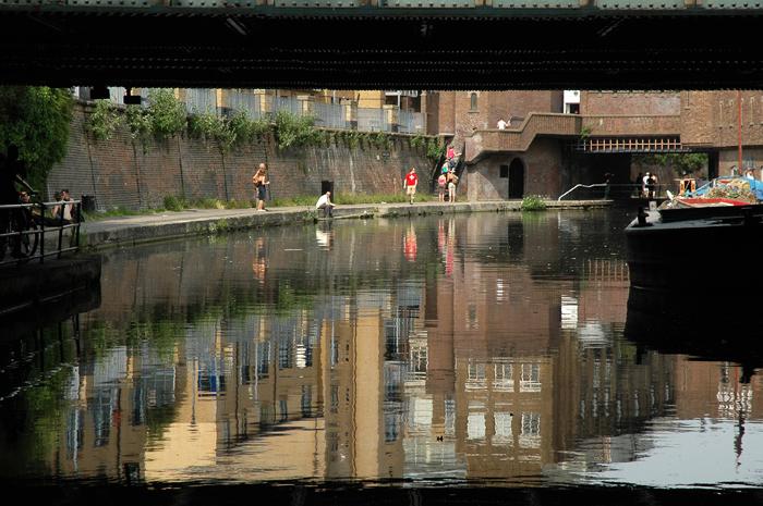 Camden Canal:: Click for previous photo