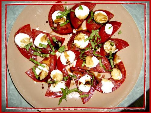 a summer salad