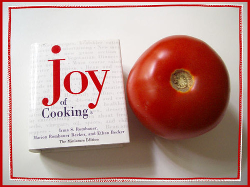 big tomato or little cookbook?