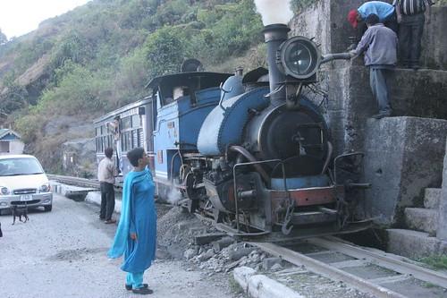 IMG_1783 Darjeeling Himalayan Railway