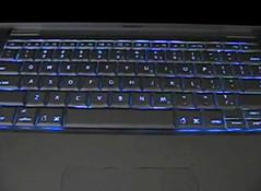 MacBook Pro Disco Keyboard