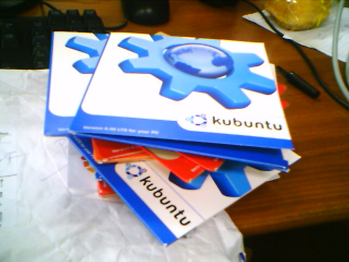 ubuntu光盘