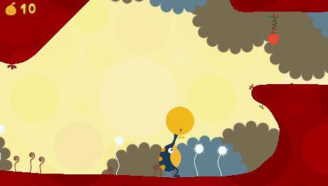 Loco Roco Screenshot 2