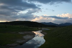 Panorama at Dusk