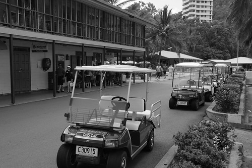 Day 18 - Golf Carts