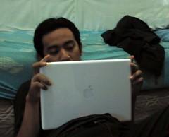 Flickr : Me and My Macbook