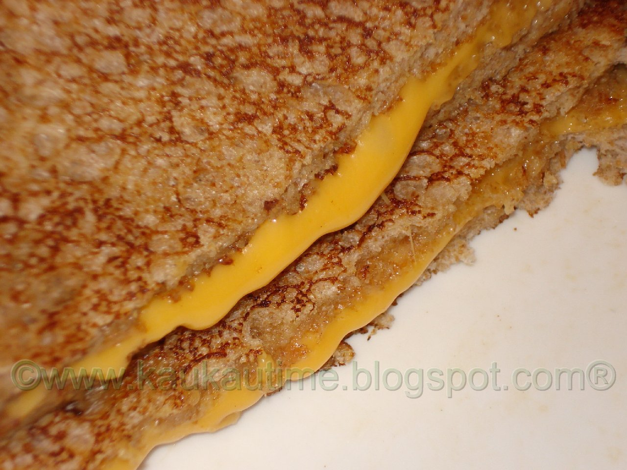 Grilled Cheese Sandwich With Mango And Cardamom Jam Recipes ...