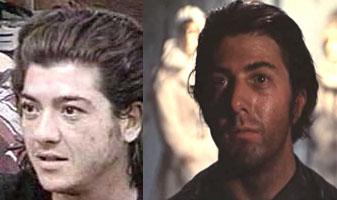 Parecido razonable entre Nicky de Gran Hermano y Dustin Hoffman en Cowboy de medianoche
