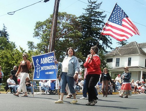 Friday Harbor, 4th of July Parade