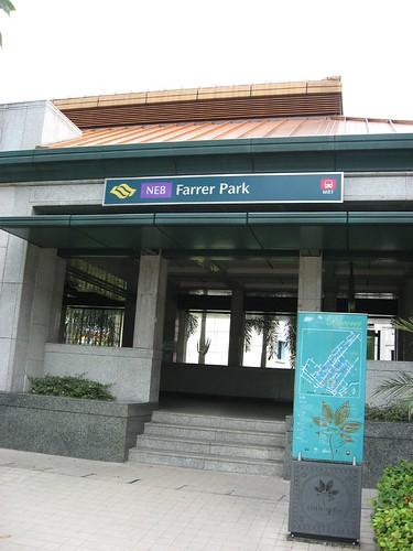 Ferrar Park MRT