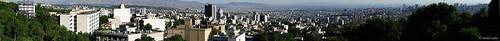Tehran Panorama from Jamshidieh