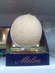 A S$69 (US$40.60) Melon
