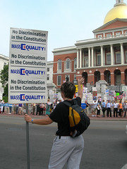 State House rally for marriage equality