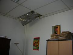 Bureau, salle des enseignants, bâtiment B, université Paris 8