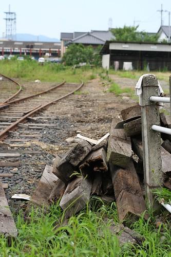 ruin of railway station 01