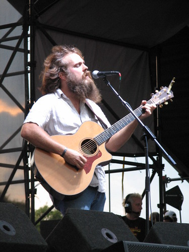 A windswept Sam AKA Iron & Wine