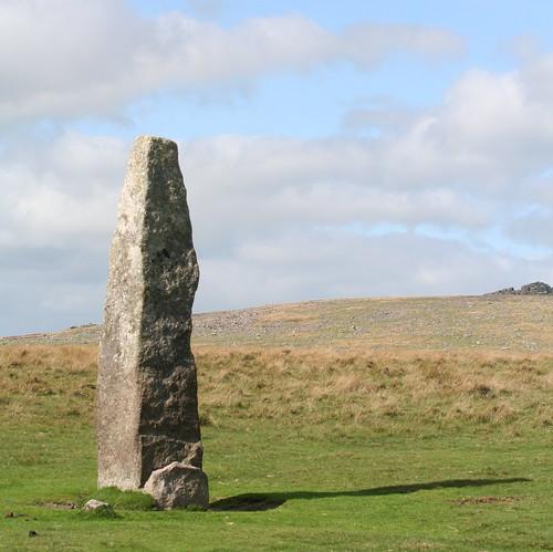 Standing Stone, Dartmoor