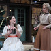 The Importance of Being Earnest: Kelsey Brennan and Annabel Armour. Photo by Johnny Knight