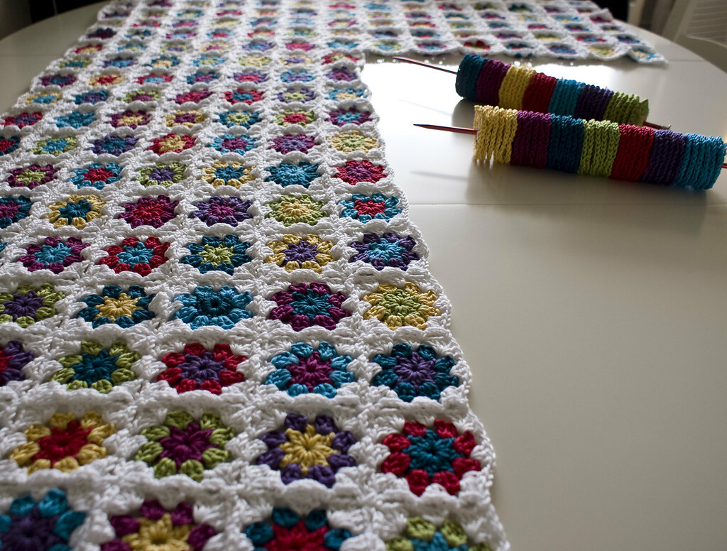 Mom's 60th Birthday Afghan