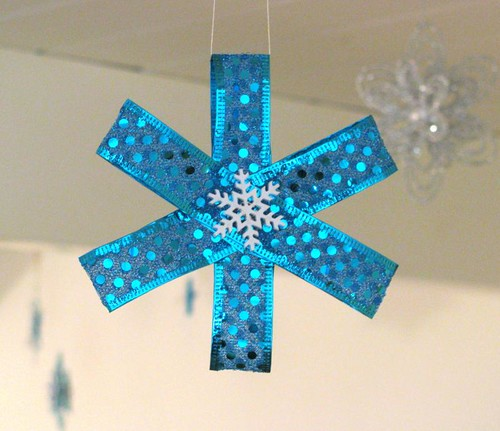 snowflake ornament 5
