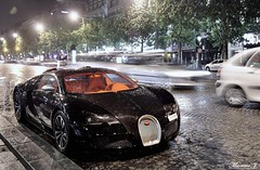 Bugatti Veyron Sang Noir |EXPLORED| photo by Maxime Jouet / El-Astic
